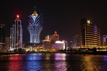 Macau night lights