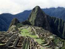 Machu Picchu still stands hundreds of years later