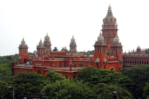 Madras High Court Chennai formerly Madras India