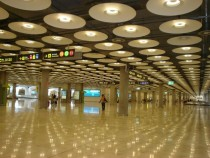 Madrid Airport T Spain x