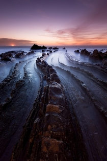 Magic Barrika - Barrika Basque Country Spain by Marco Facetti