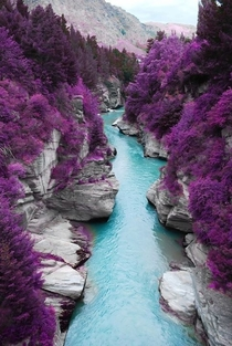 Magic Fairy Pools located in Glen Brittle Scotland due South in the Isle of Skye x