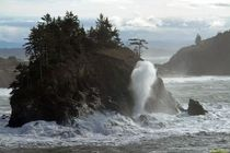 Magical Blowhole In Trinidad CA - From  -