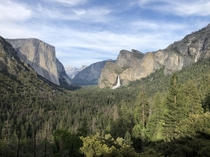 Magical is the word Tunnel View Yosemite