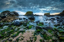 Magnificent Seascape at Ballintoy Northern Ireland Photo by JonMedlow
