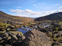 Mahon Falls Co Waterford Ireland X