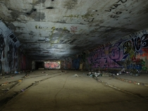 Main Sorting Area of the UKs Central Ammunition Depot Districts -