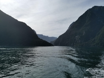 Majestic Milford Sound New Zealand