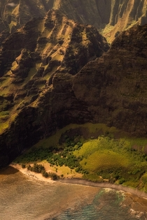 Majestic Paradise A secluded beach on the Napali cost of Kauai