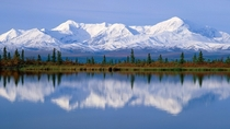 Majestic Reflections Alaska
