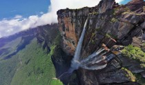 Makes my stomach drop every time - The Angel Falls Canaima National Park Venezuela - Highest Waterfall in the World