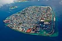 Mal Capital of the Maldives