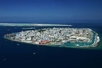 Mal the capital and most populous city in the Republic of Maldives