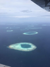 Maldives - I loved flying over you little BIG drops of blue