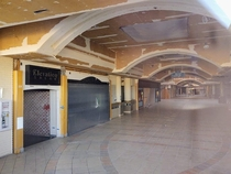 Mall in Florida abandoned one year ago due to hurricane damage