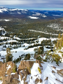 Mammoth Mountain Mammoth Lakes CA - Christmas Day