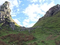 Managed a trip up to the Isle of Skye
