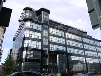 Manchesters iconic Daily Express Building designed by Sir Owen Williams and completed in