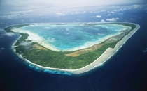 Marakei Atoll Gilbert Islands Kiribati -