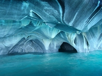 Marble Caves Chile