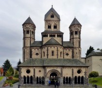 Maria Laach Abbey in Germany