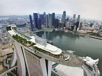 Marina Bay Sands -Singapore