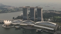 Marina Bay Sands Singapore by Moshe Safdie -