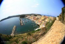 Marina Corricella on the island of Procida Italy
