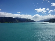 Marlborough Sounds South Island NZ