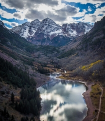 Maroon Bells CO  OC