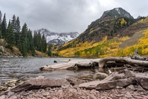 Maroon Bells this September