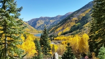 Maroon Bells Wilderness CO OC