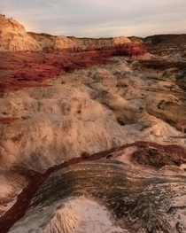 Mars like place in Grand Staircase Escalante National Monument Utah