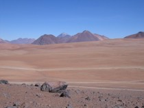 Mars on Earth - Atacama Desert N Chile