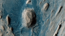 Martian Terrain - Future ExplorationLanding Sites