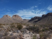 Marufo Vega Trail - Big Bend National Park  x