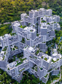 Marvelous and ugly at the same time- The interlace Singapore