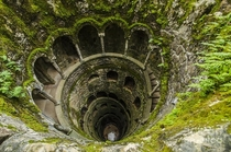 Masonic initiation well Sintra Portugal