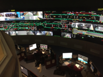 Massachusetts Bay Transportation Authority Control Center