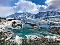 Matanuska Glacier - Alaska Photo Credit Bradley Gordon