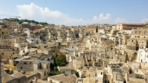 Matera Italy For a long time this city has been a shame for Italy but now its a place full of tourists and famous for some movie scenes
