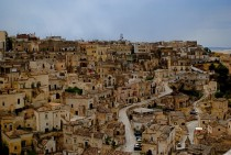 Matera Italy one of the oldest inhabited city in the world