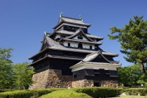 Matsue Castle in Japan