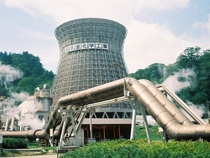 Matsukawa geothermal power station