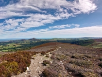Maulin Mountain Co Wicklow Ireland