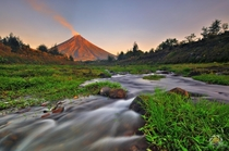 Mayon Volcano in the Philippines  by Dacel Andes