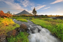 Mayon Volcano The Philippines  by Chris Sanan  x-post rPhilippinesPics