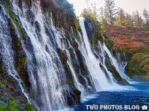 McArthur-Burney Falls California