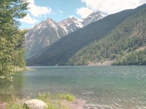 McDonald Lake Ninepipes MT x