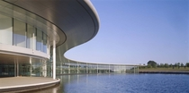 McLaren Technology Centre by Foster amp Partners